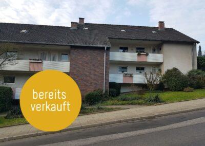 Wülfrather Strasse – 2-Zimmer-Etagenwohnung mit Balkon