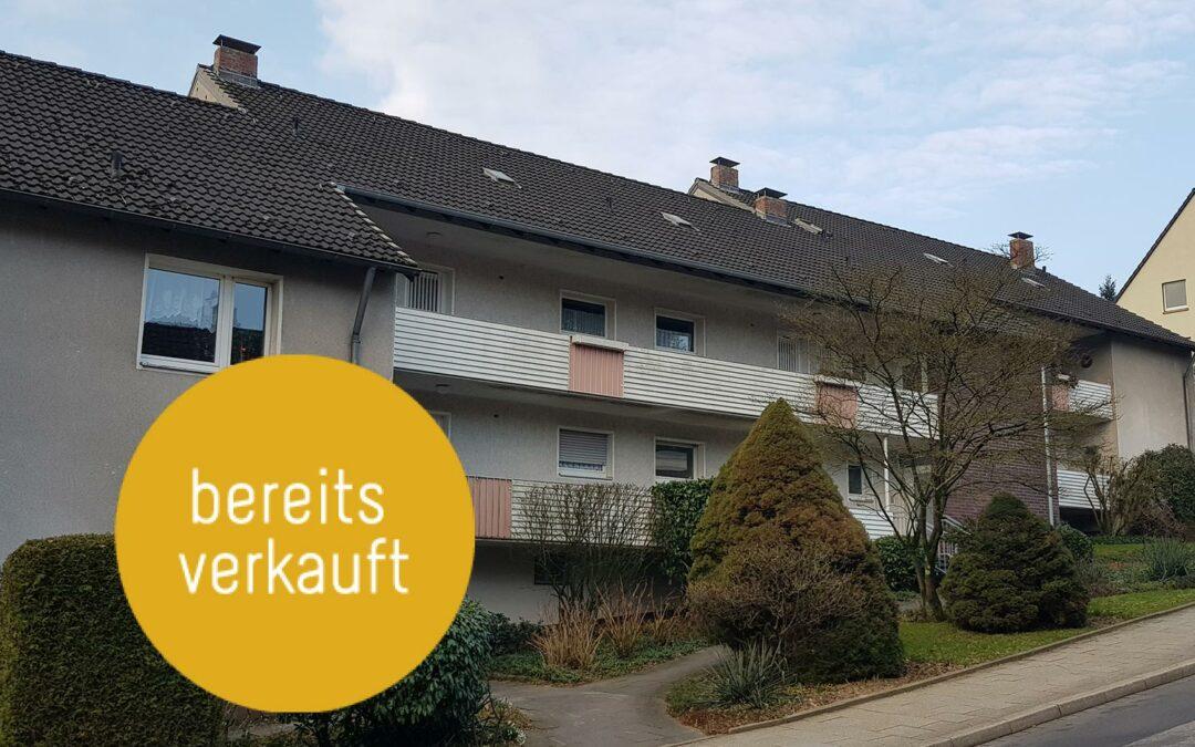 Sanierungsbedürftige 3-Zimmer-Etagenwohnung mit Balkon – Wülfrather Strasse in Heiligenhaus