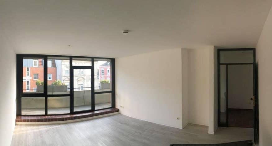 Tolle 2-Zimmer-Etagenwohnung inmitten der Heiligenhauser Innenstadt mit Balkon und Garage (optional)