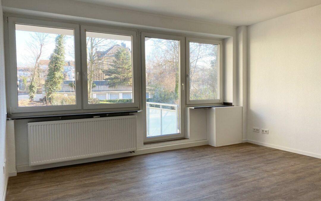 Achtung Pendler! Zooviertel – Kleines Appartement mit Pantryküche und Terrasse – Erstbezug
